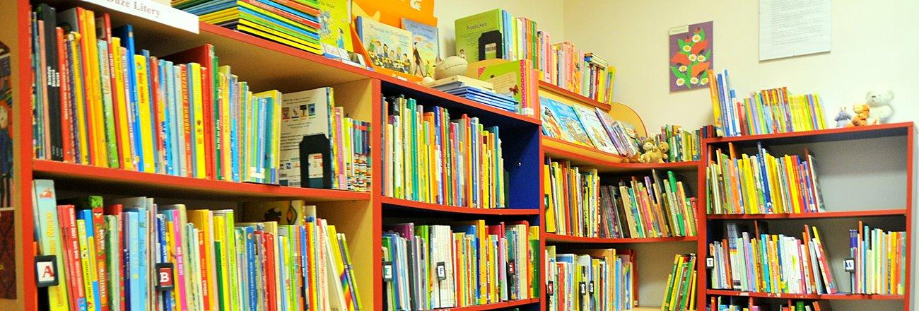 Czytaj więcej o: Biblioteka to świetne miejsce dla dzieci