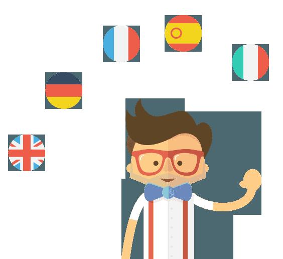 Czytaj więcej o: Rozpocznij multimedialną przygodę z nauką języków online!