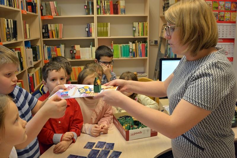 Czytaj więcej o: Przedszkolaki czytelnikami