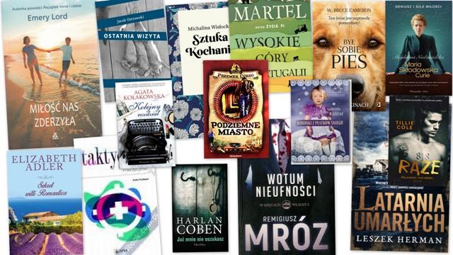 Czytaj więcej o: Nowości książkowe dla dorosłych – 16.03.2017 r.