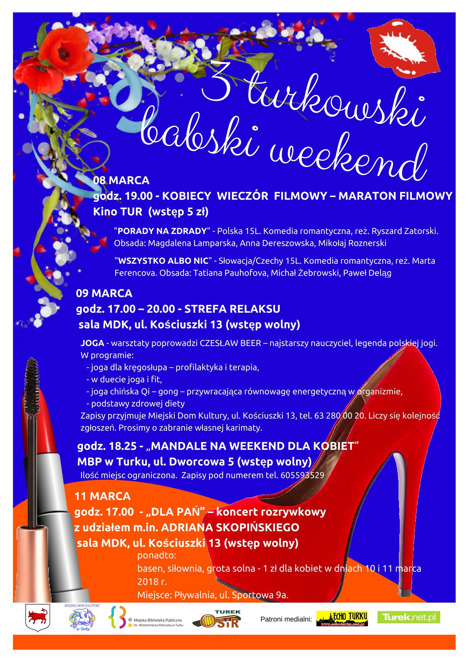 Czytaj więcej o: 3 Turkowski babski Weekend