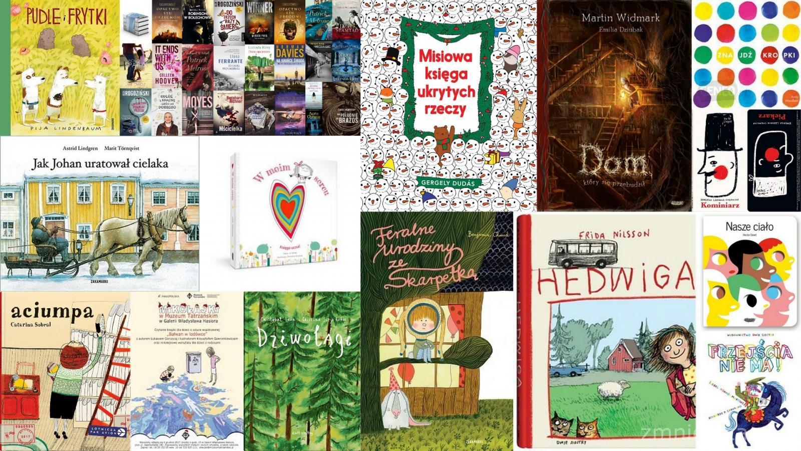 Czytaj więcej o: Nowości książkowe dla dzieci – 13.02.2018 r.