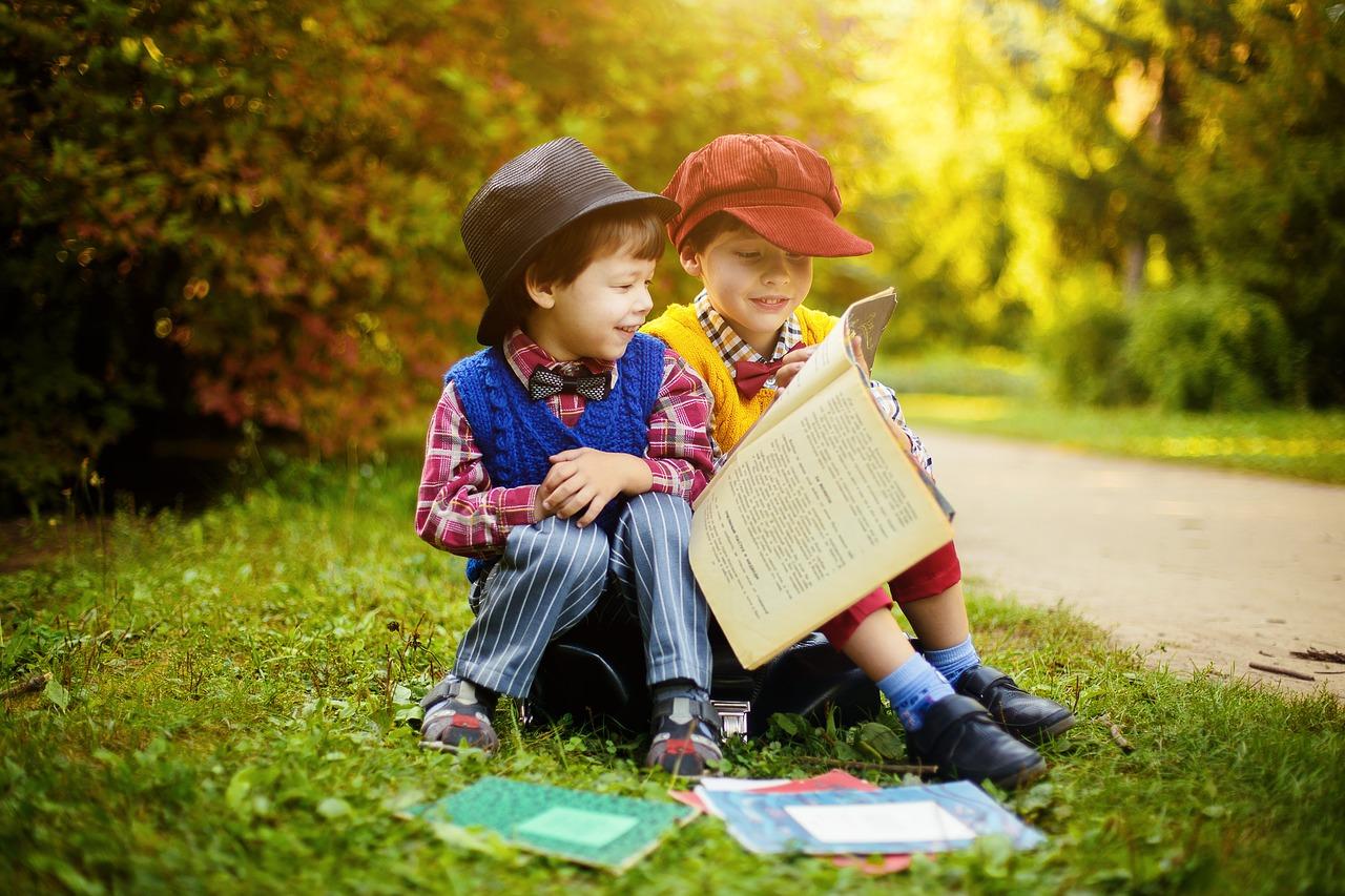 Czytaj więcej o: Darmowe książki dla trzylatków!