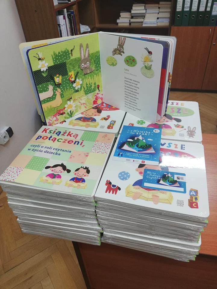 Czytaj więcej o: Biblioteczne wyprawki dla trzylatków – tylko do końca grudnia