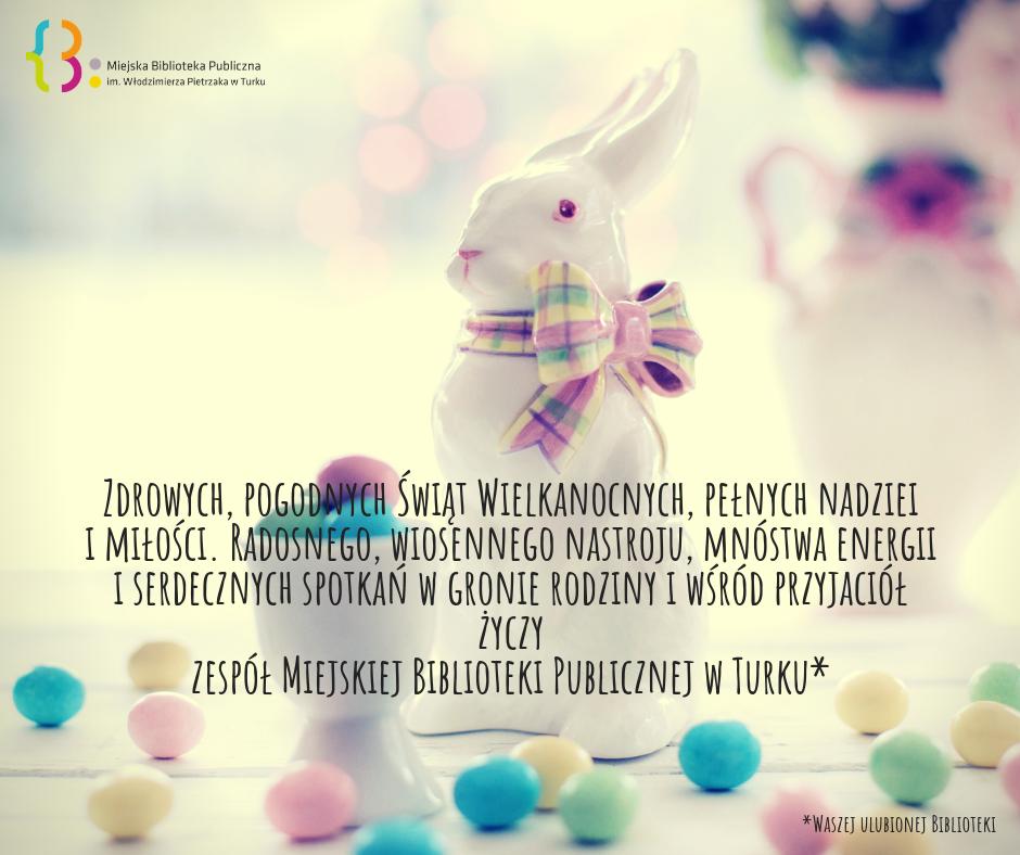 Czytaj więcej o: Życzenia Wielkanocne!