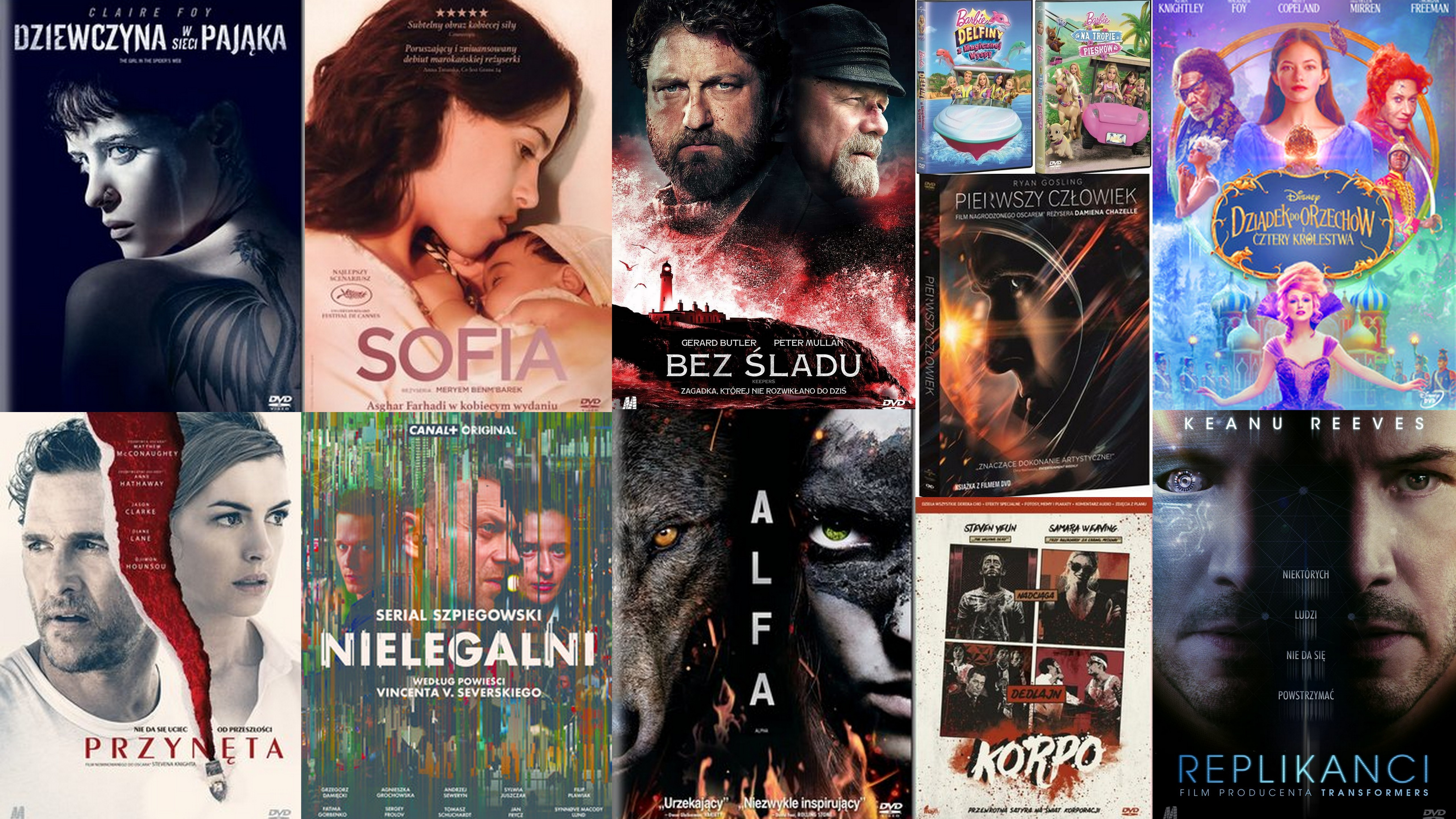 Czytaj więcej o: Nowości filmowe – 19.04.2019