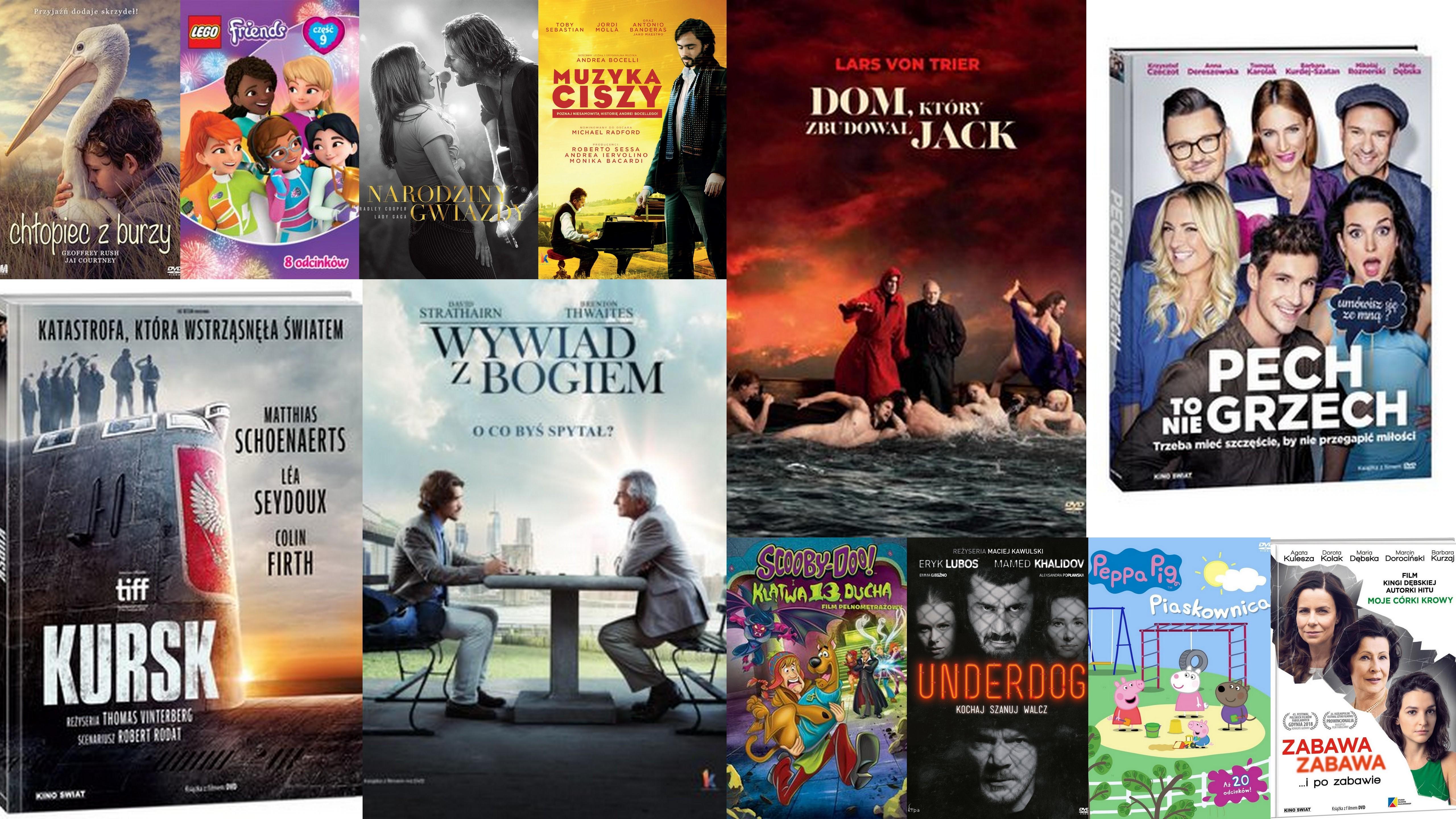Czytaj więcej o: Nowości filmowe – 23.05.2019