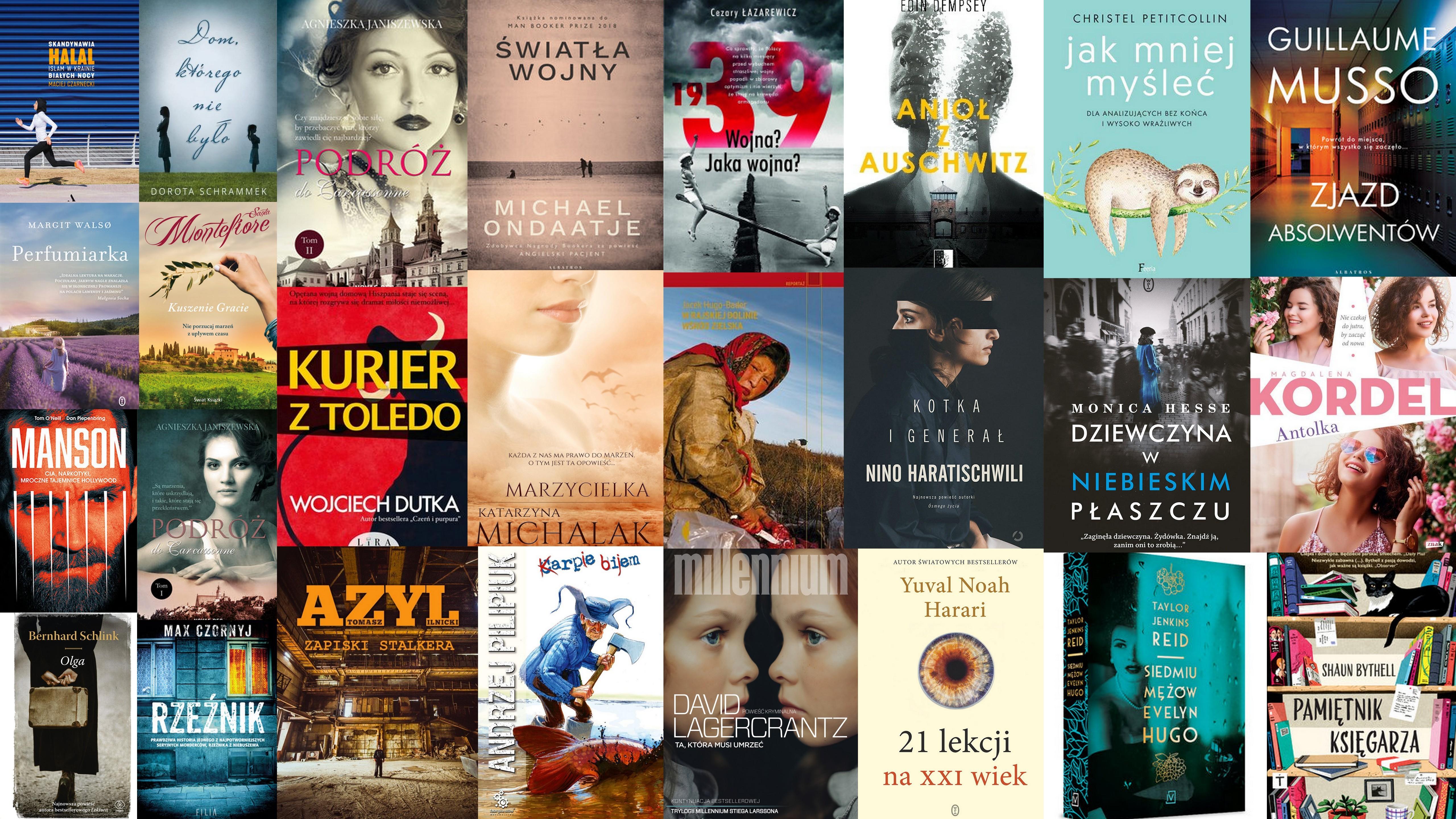 Czytaj więcej o: Nowości książkowe dla dorosłych – 10.10.2019