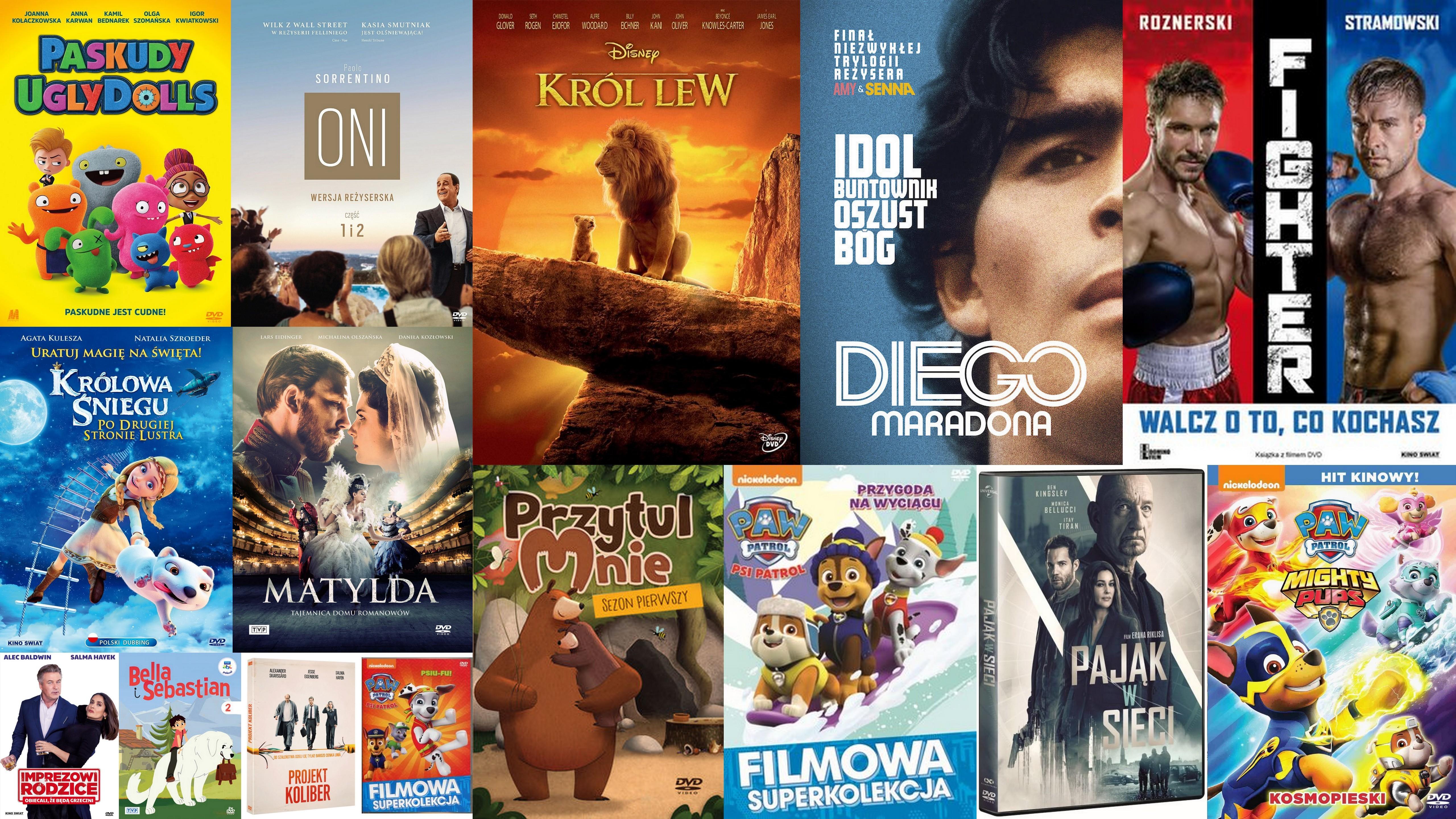 Czytaj więcej o: Nowości filmowe – 06.12.2019
