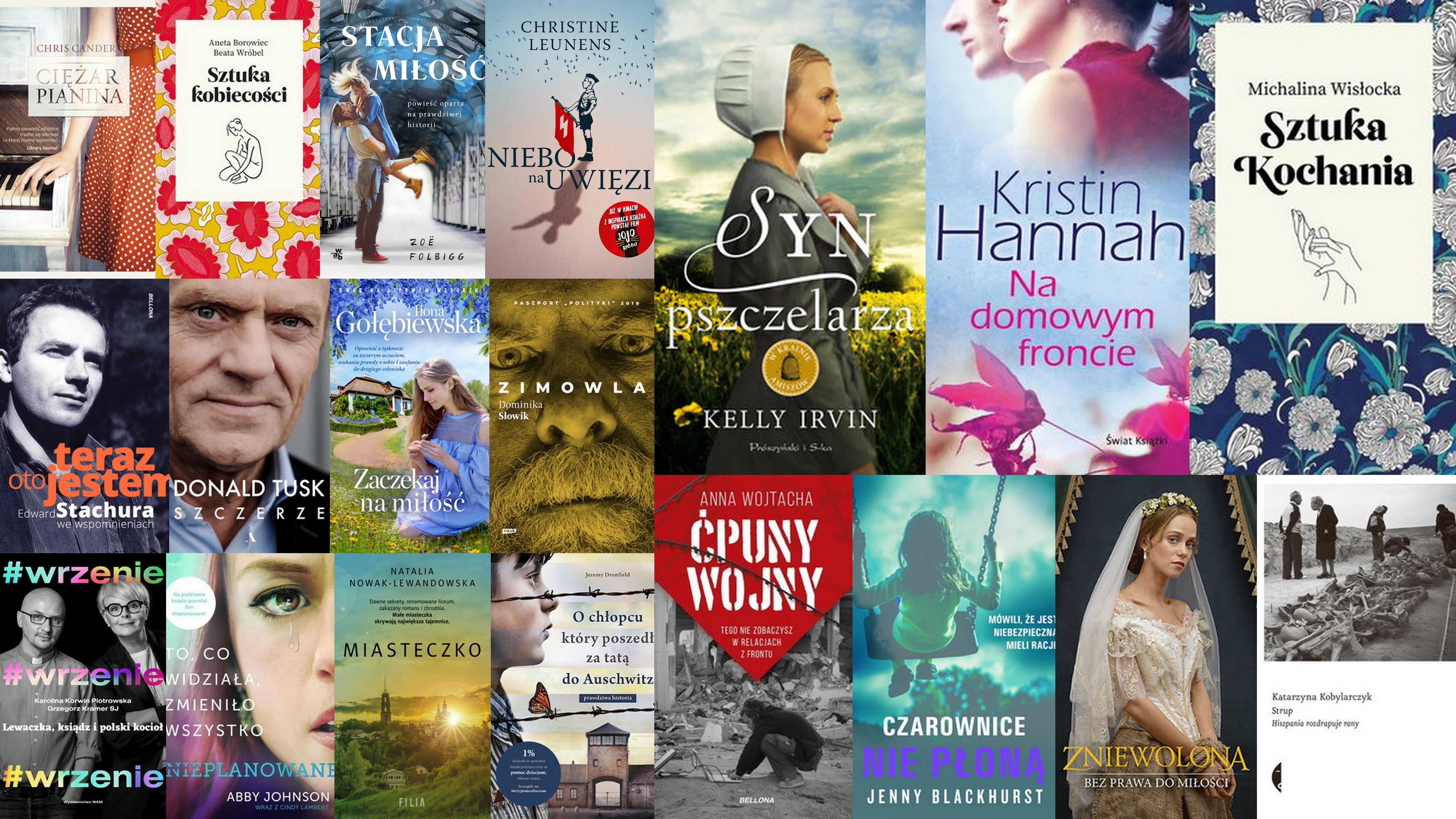 Czytaj więcej o: Nowości książkowe dla dorosłych – 13.02.2020