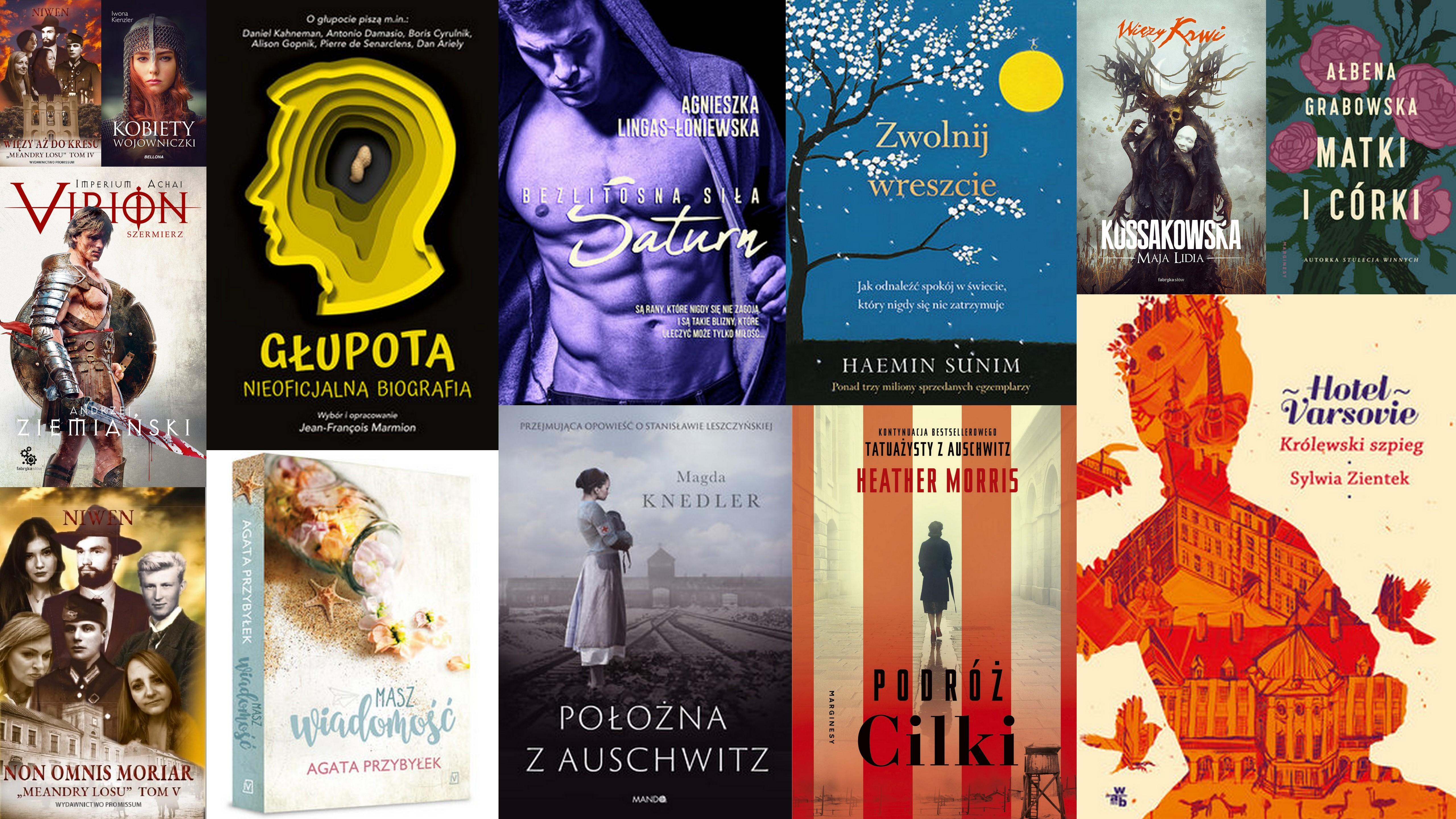 Czytaj więcej o: Nowości książkowe dla dorosłych – 04.02.2020