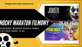 Czytaj więcej o: Filmowy maraton z komiksowymi bohaterami