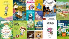 Czytaj więcej o: Nowości książkowe dla dzieci – 9.09.2020