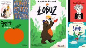 Czytaj więcej o: Nowości książkowe dla dzieci – 2.07.2021