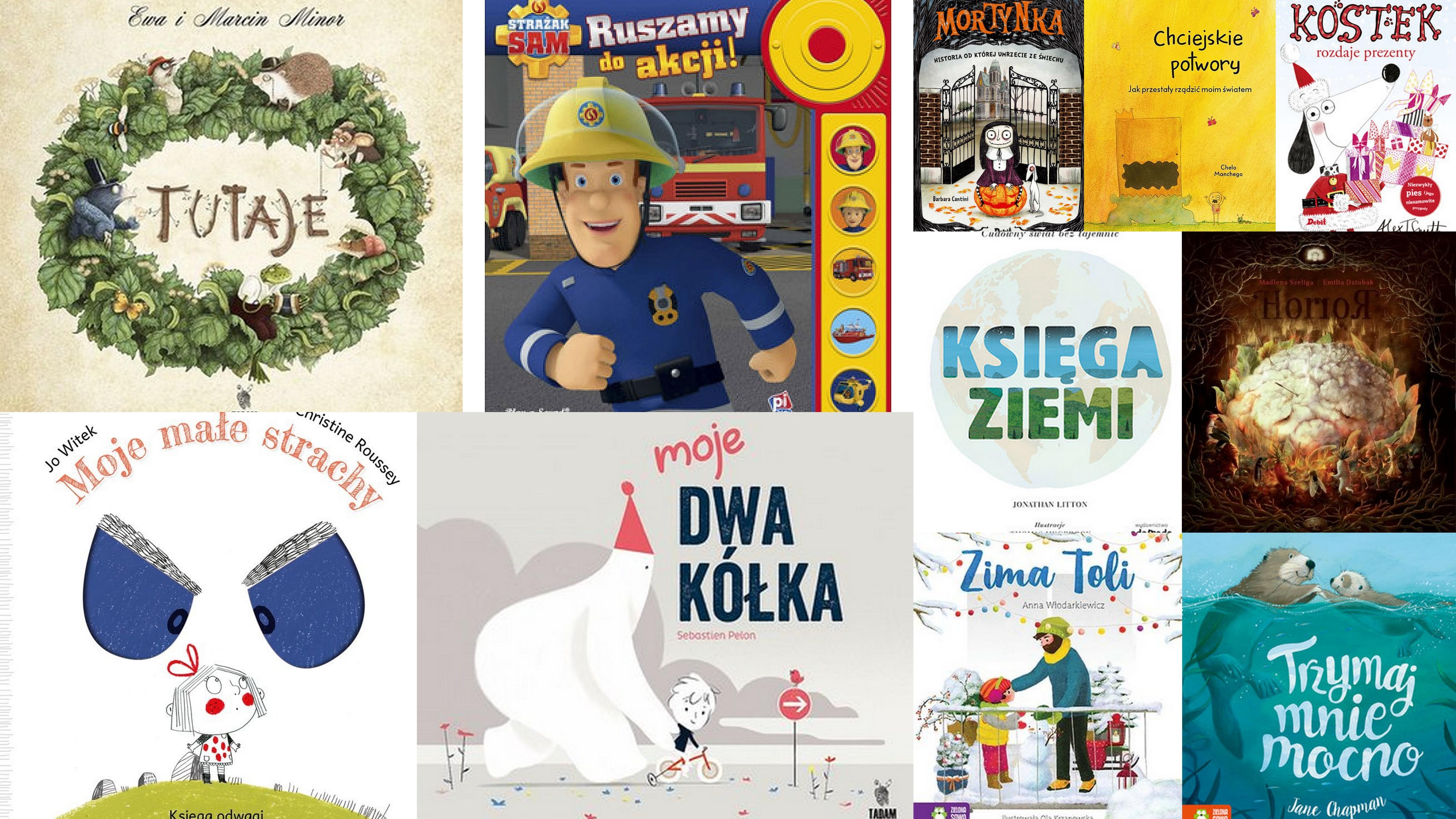 Czytaj więcej o: Nowości książkowe dla dzieci – 06.02.2019
