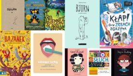 Czytaj więcej o: Nowości książkowe dla dzieci – 4.11.2020